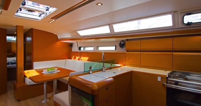 Boat rental Split cheap Sun Odyssey 449