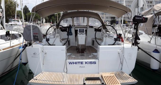 Rental Sailboat in Pula - Jeanneau Sun Odyssey 449