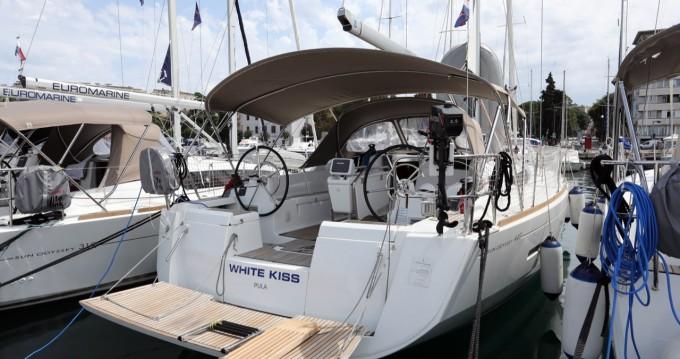 Boat rental Jeanneau Sun Odyssey 449 in Pula on Samboat