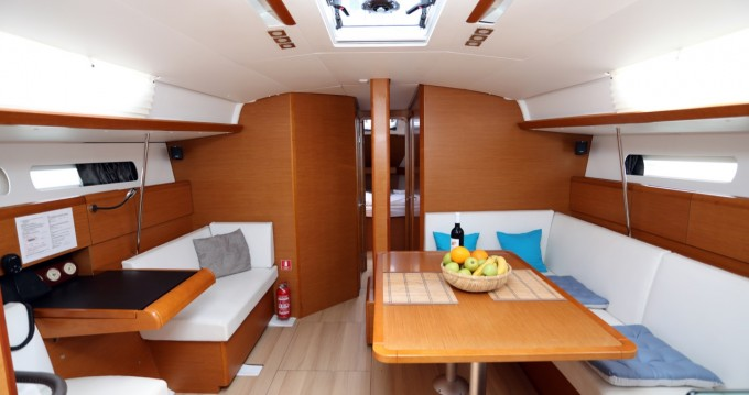 Jeanneau Sun Odyssey 449 between personal and professional Pula