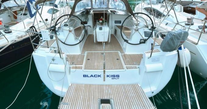 Rental Sailboat in Komolac - Jeanneau Sun Odyssey 479
