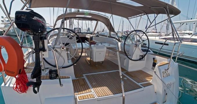 Rental yacht Split - Jeanneau Sun Odyssey 509 on SamBoat