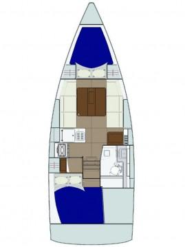 Rental Sailboat in Primošten - Dufour Dufour 310