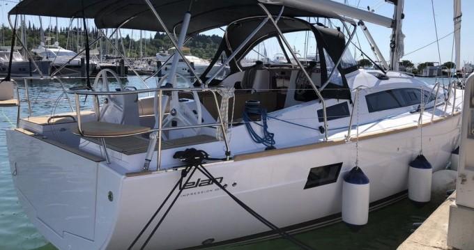 Boat rental Elan Impression 45.1 in Primošten on Samboat