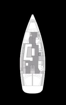 Boat rental Primošten cheap Impression 45.1