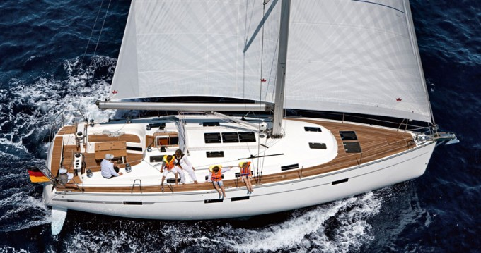 Bavaria Cruiser 45 between personal and professional Orhaniye