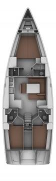 Rental Sailboat in Orhaniye - Bavaria Cruiser 45
