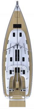 Boat rental Orhaniye cheap Cruiser 45