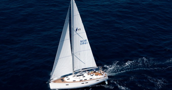 Rent a Bavaria Cruiser 45 Orhaniye