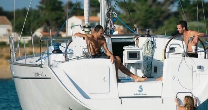 Boat rental Bénéteau Cyclades 50.5 in Orhaniye on Samboat