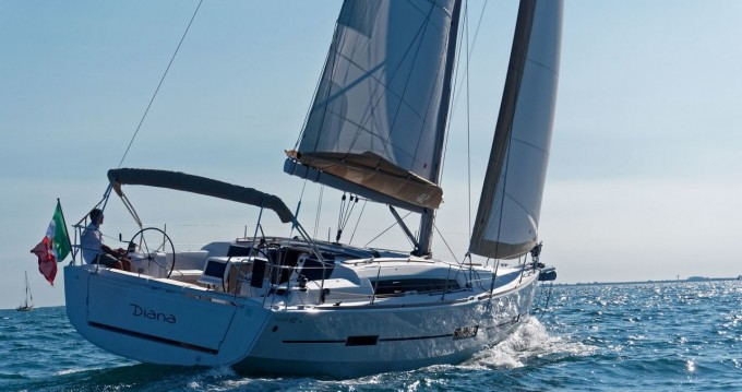 Dufour Dufour 412 Grand Large between personal and professional Bodrum