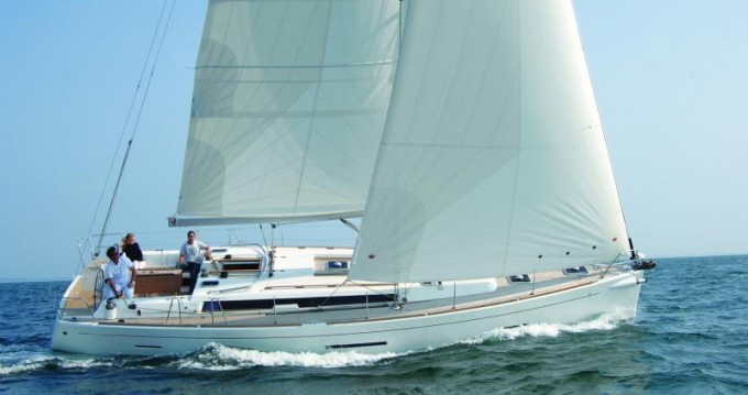 Dufour Dufour 450 GL between personal and professional Orhaniye