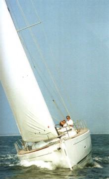 Rental Sailboat in Orhaniye - Dufour Dufour 450 GL