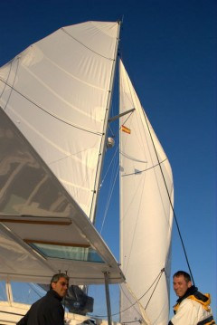 Catamaran for rent Orhaniye at the best price