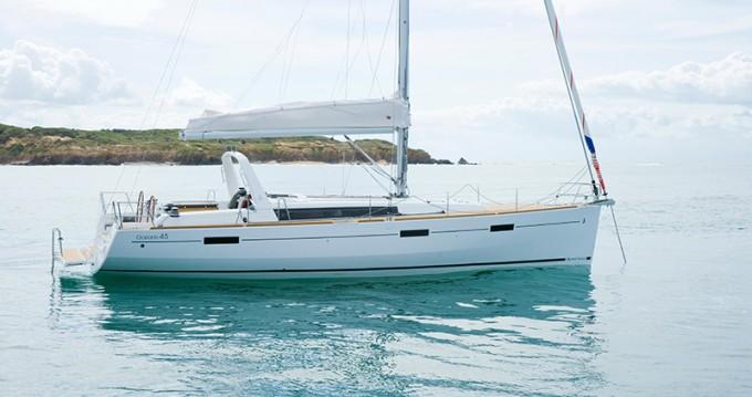 Rental Sailboat in Orhaniye - Bénéteau Oceanis 45