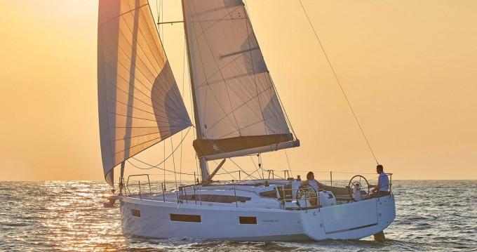 Boat rental Jeanneau Sun Odyssey 410 in Orhaniye on Samboat