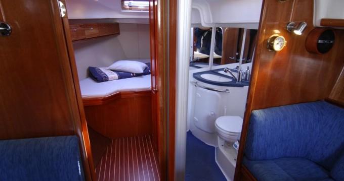 Boat rental Bavaria Bavaria 37 Cruiser in Rogoznica on Samboat
