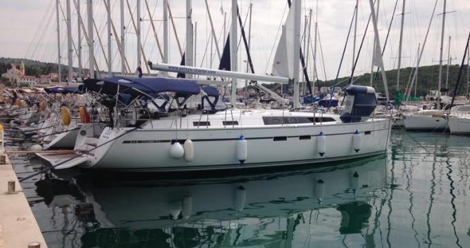 Bavaria Cruiser 51 between personal and professional Rogoznica