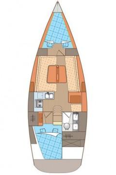 Boat rental Rogoznica cheap Elan 340