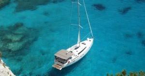 Boat rental Bavaria Cruiser 45 in Gouvia on Samboat