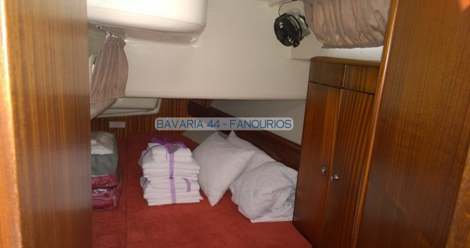 Hire Sailboat with or without skipper Bavaria Gouvia