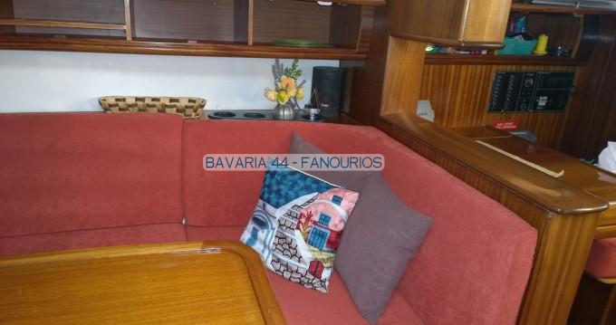 Rental yacht Gouvia - Bavaria Bavaria 44 on SamBoat