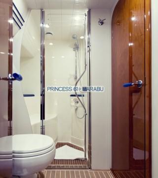 Rental Yacht in Gouvia - Princess Princess 61