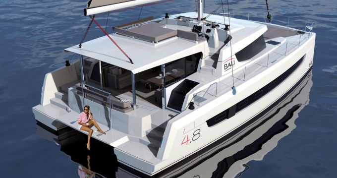 Rental yacht Šibenik - Catana Bali 4.8 - 6 + 1 cab. on SamBoat