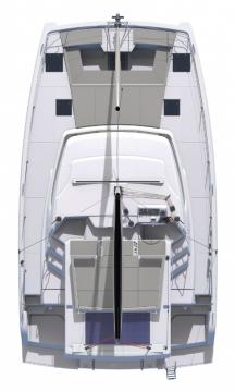 Hire Catamaran with or without skipper Catana Šibenik