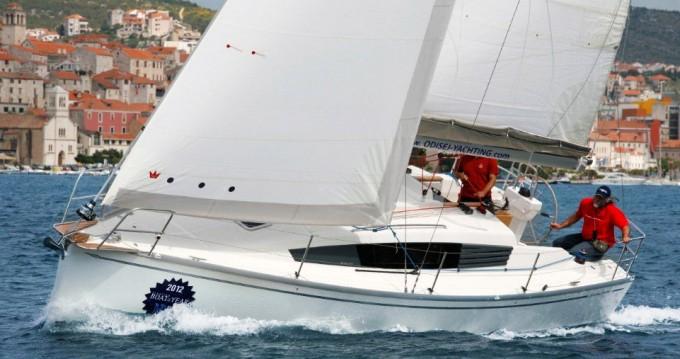 Rental Sailboat in Šibenik - Delphia Delphia 31