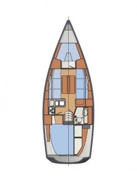 Boat rental Delphia Delphia 31 in Šibenik on Samboat
