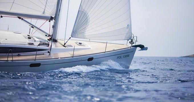 Rental Sailboat Delphia with a permit