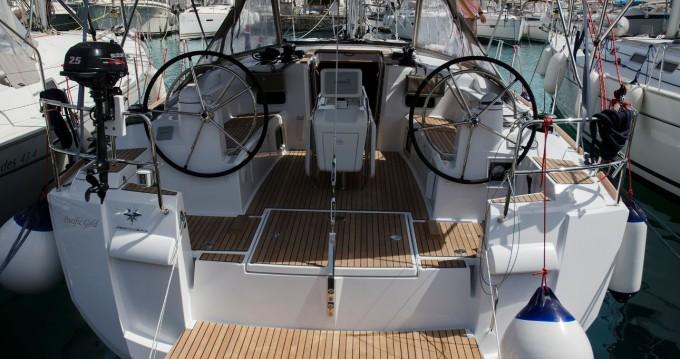 Rental yacht Alimos - Jeanneau Sun Odyssey 479 on SamBoat