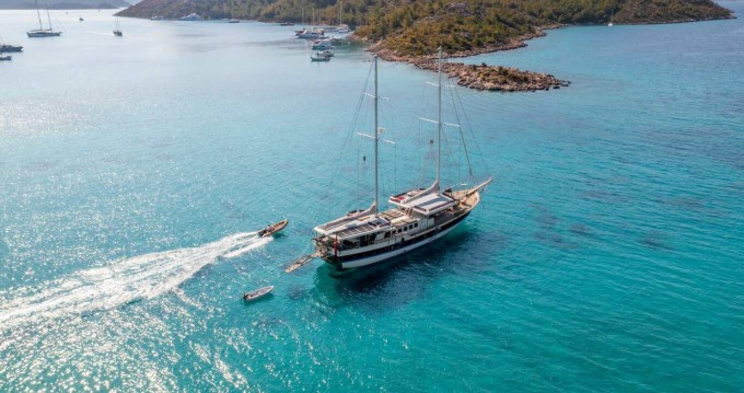 Hire Sailboat with or without skipper Custom Made Marmaris