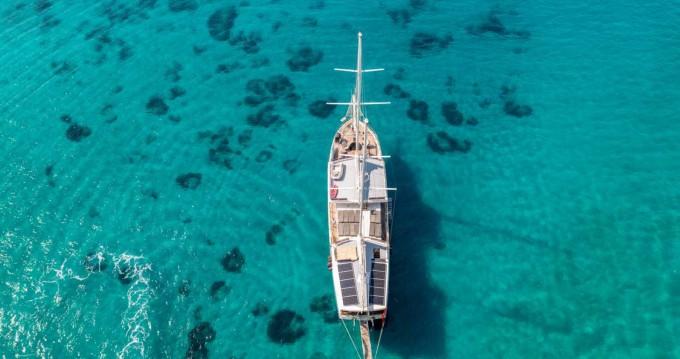 Rental Sailboat in Marmaris - Custom Made Gulet
