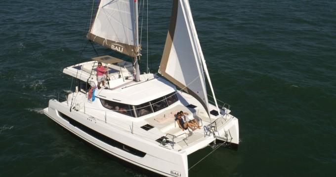 Rental Catamaran in Biograd na Moru - Catana Bali Catspace