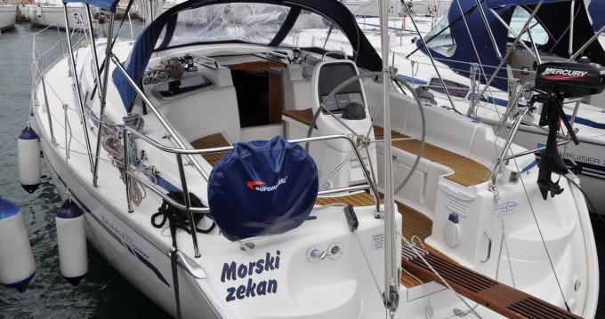 Rent a Bavaria Bavaria 37 Cruiser Pirovac