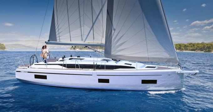 Boat rental Biograd na Moru cheap Bavaria C38