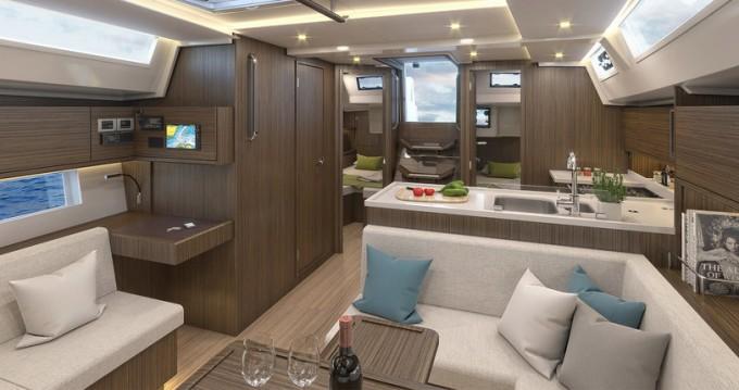 Boat rental Biograd na Moru cheap Bavaria C45 Style