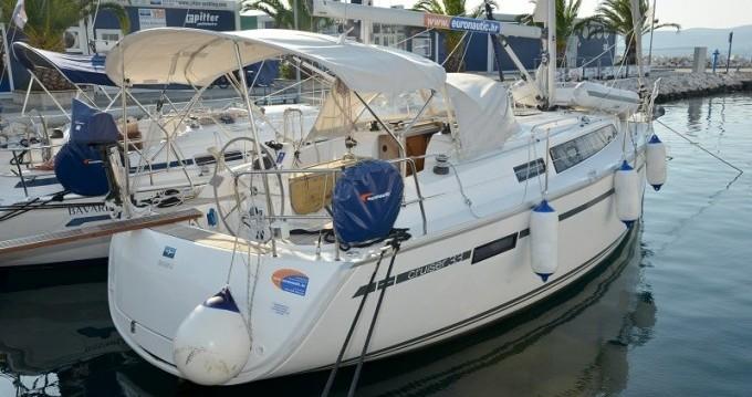 Boat rental Pirovac cheap Cruiser 33