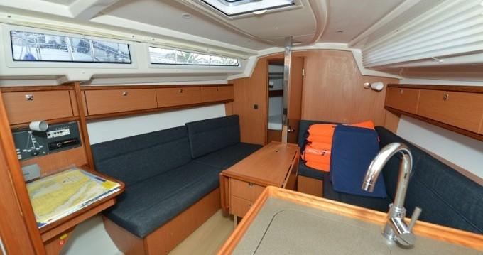 Rent a Bavaria Cruiser 33 Pirovac