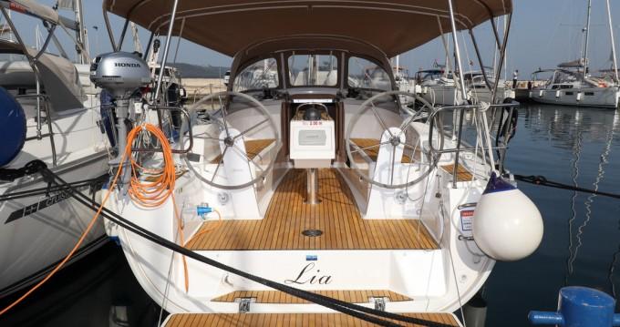 Bavaria Cruiser 34 between personal and professional Pirovac