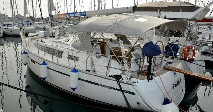 Rental Sailboat in Biograd na Moru - Bavaria Cruiser 37