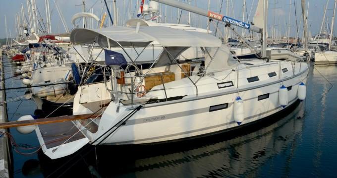 Boat rental Biograd na Moru cheap Cruiser 40