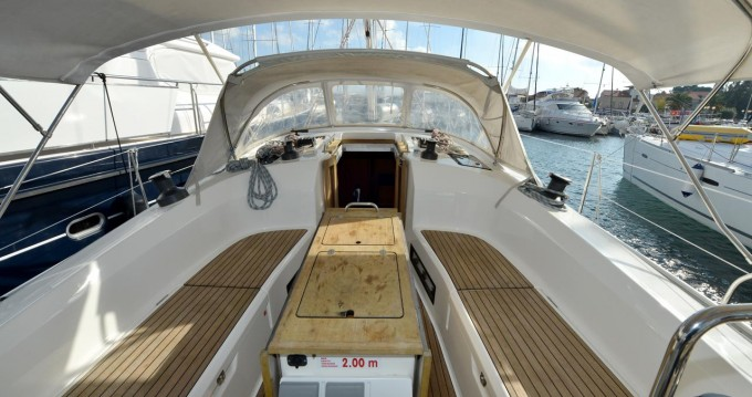 Rental yacht Biograd na Moru - Bavaria Cruiser 40 on SamBoat