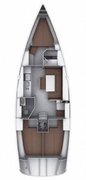 Rental Sailboat in Pirovac - Bavaria Cruiser 40