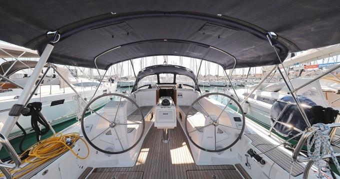 Rental Sailboat in Biograd na Moru - Bavaria Cruiser 41