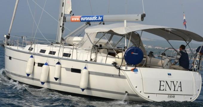 Bavaria Cruiser 45 between personal and professional Biograd na Moru