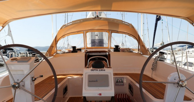 Bavaria Cruiser 46 between personal and professional Biograd na Moru