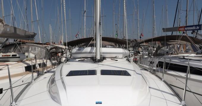 Rental Sailboat in Biograd na Moru - Bavaria Cruiser 46